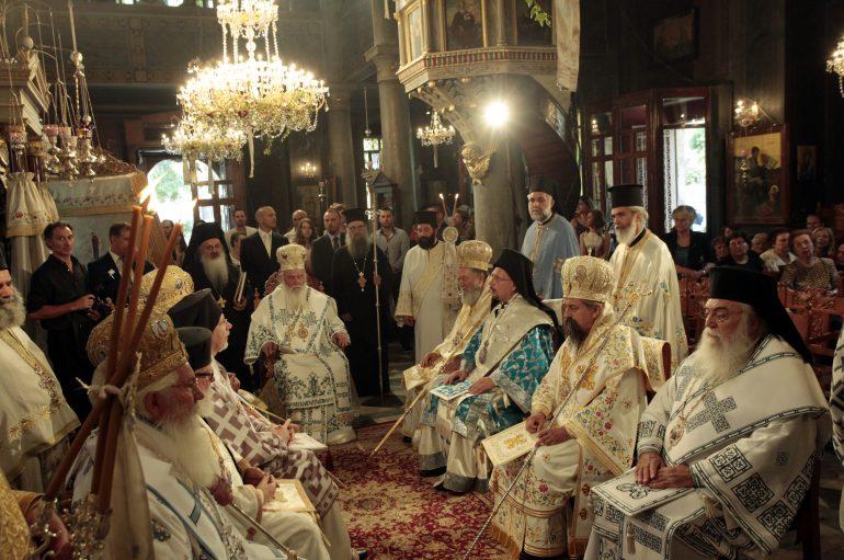 """Αρχιεπίσκοπος Ιερώνυμος: """"Όραμά μας η σχέση Εκκλησίας – Έθνους"""" (ΦΩΤΟ)"""