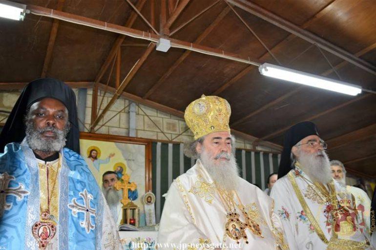Η εορτή της Μεταμορφώσεως στο Πατριαρχείο Ιεροσολύμων (ΦΩΤΟ)
