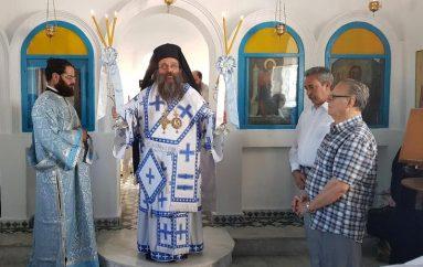 Η Παναγία αμύντωρ στην τελευταία έπαλξη του Αιγαίου και της Ευρώπης (ΦΩΤΟ)