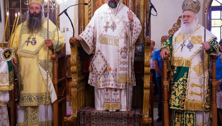 Πανηγύρισε ο Πολιούχος της Νάουσας Άγιος Θεοφάνης ο Θαυματουργός (ΦΩΤΟ)