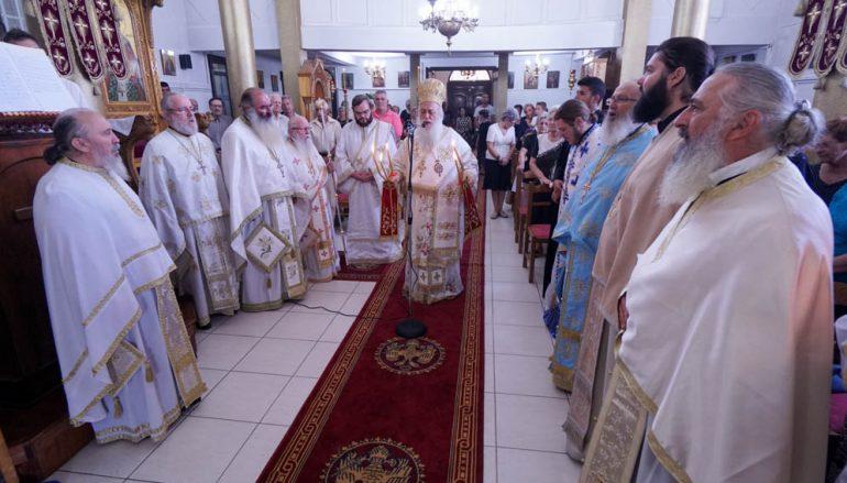Η Πανήγυρις του Αγίου Νικάνορος στην Αγκαθιά Ημαθίας (ΦΩΤΟ)