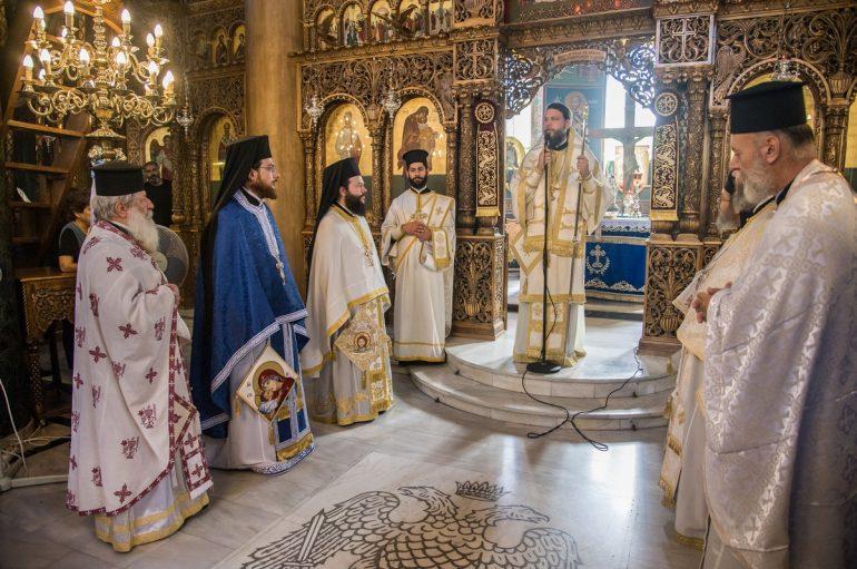 Η Εορτή της Ανακομιδής του Ι. Λειψάνου του Αγ. Στεφάνου στη N. Ιωνία (ΦΩΤΟ)