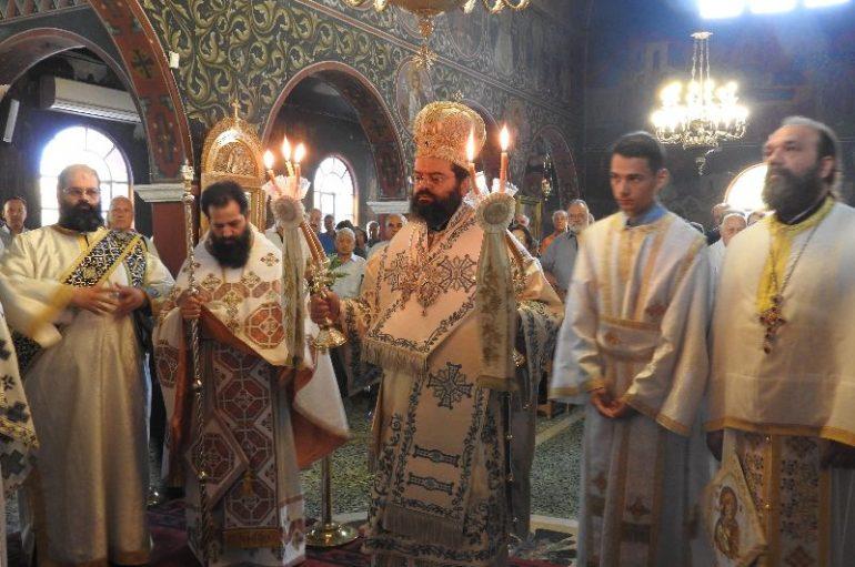 Πανηγύρισε η Ιερά Μονή Παναγίας Φανερωμένης Βαθυρρύακος (ΦΩΤΟ)