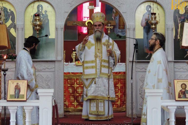Η εορτή της Μεταμορφώσεως του Σωτήρος στην Ενορία Συκεών Άρτης (ΦΩΤΟ)