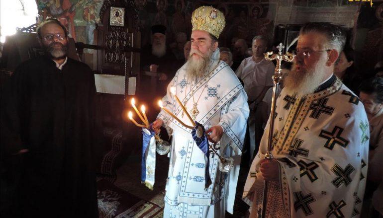 Πανήγυρις του ιστορικού Μοναστηριού Σέλτσου Άρτης (ΦΩΤΟ)