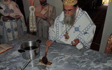 Εγκαίνια του Ιερού Ναού Αγίου Γεωργίου Ρετσιανών Άρτης (ΦΩΤΟ)