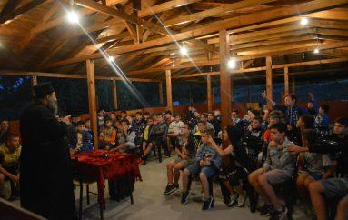 Ολοκληρώθηκε η 1η περίοδος Φιλοξενίας Νέων στην Ι. Μ. Λαγκαδά (ΦΩΤΟ)