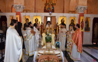 Τριετές Μνημόσυνο του μακαριστού Μητροπολίτη Μεγάρων Βαρθολομαίου (ΦΩΤΟ)