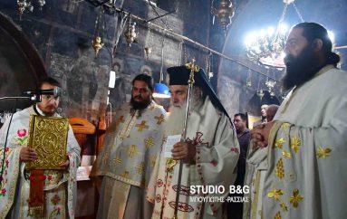 Η εορτή των Αγίων Αδριανού και Ναταλίας στην Ι. Μ. Αργολίδος (ΦΩΤΟ)