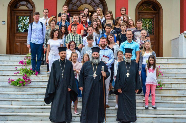 Ορθόδοξη Χορωδία της Εκκλησίας της Πολωνίας στην Ι. Μ. Λαγκαδά (ΦΩΤΟ)