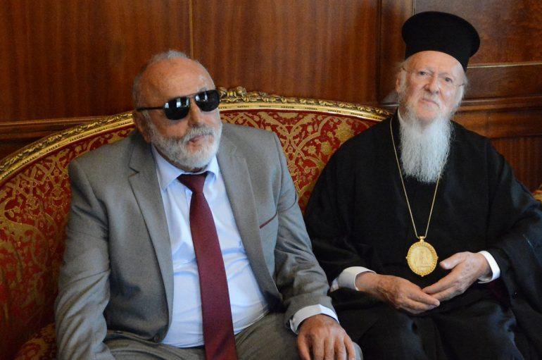 Στον Οικουμενικό Πατριάρχη ο Υπουργός Ναυτιλίας και Νησιωτικής Πολιτικής
