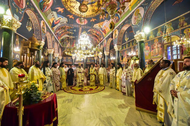 Η Ιερά Μνήμη του Αγίου Ακακίου Επισκόπου Λητής και Ρεντίνης (ΦΩΤΟ)