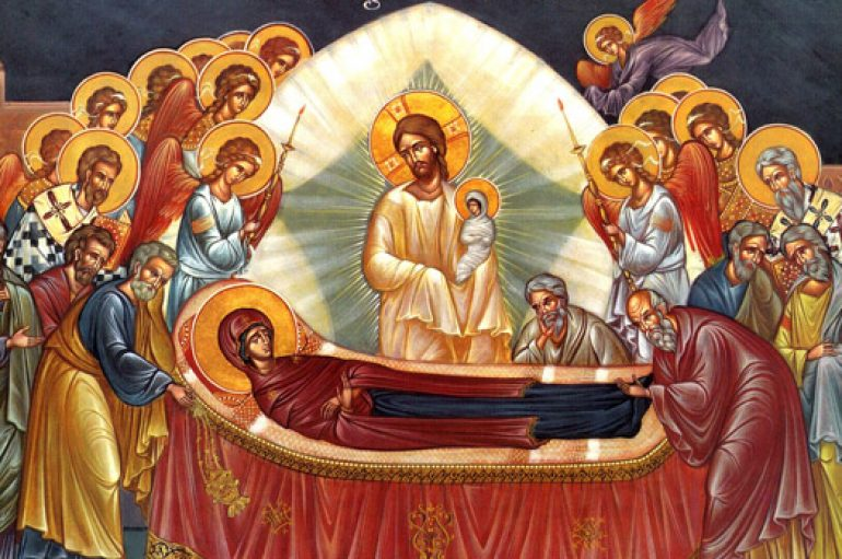 Από τον θάνατο στην «κοίμηση», του θεολόγου Ιωάννη Γκιάφη