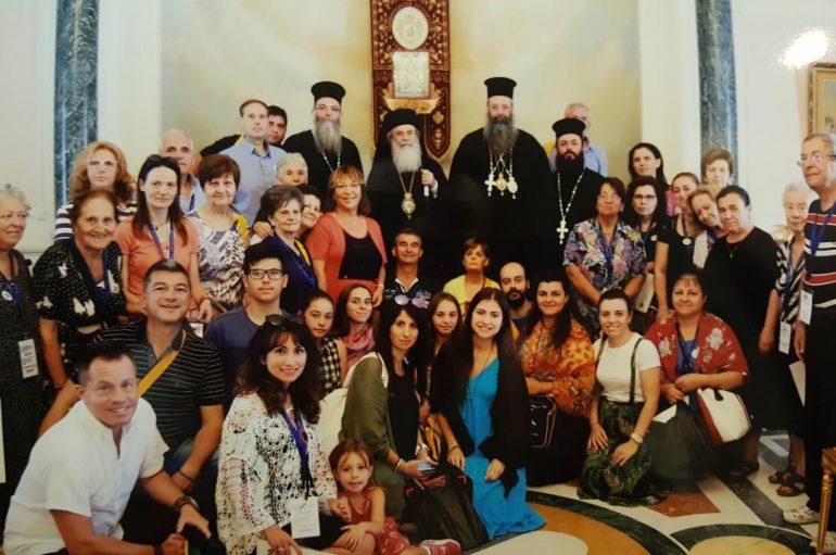 Προσκύνημα της Ι. Μ. Κίτρους στους Αγίους Τόπους (ΦΩΤΟ)