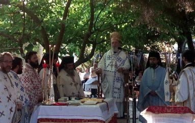 Ποιμαντική διακονία του Μητροπολίτη Χαλκίδος στην Βόρεια Εύβοια (ΦΩΤΟ)