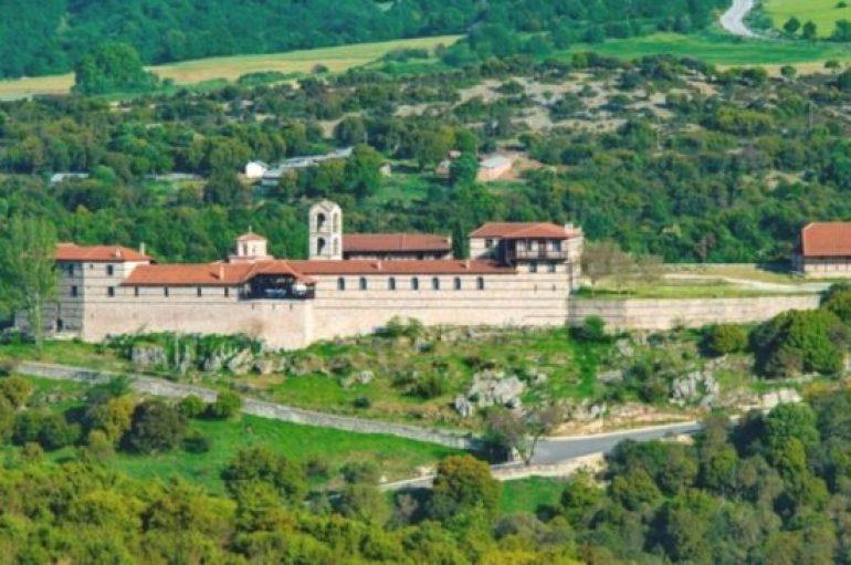 Πανηγύρισε η Ιερά Μονή Αγίου Νικάνωρος στη Ζάβορδα (ΒΙΝΤΕΟ)