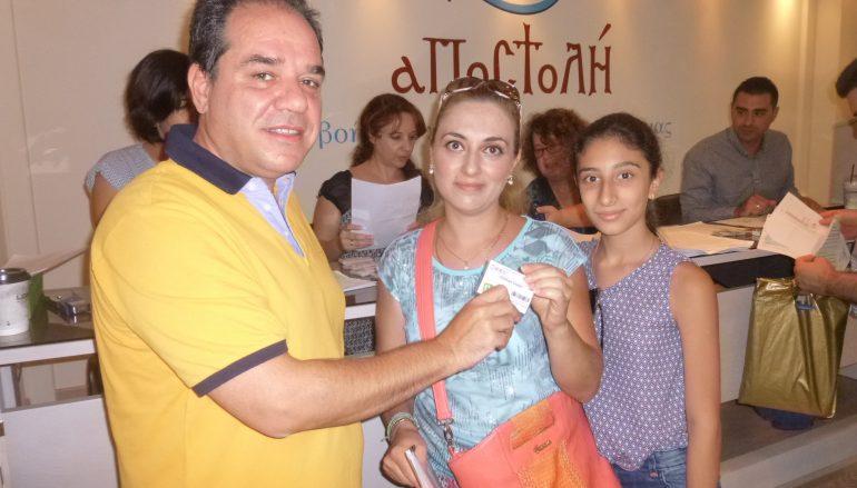 Η ΜΚΟ ΑΠΟΣΤΟΛΗ υποστηρίζει τις μονογονεϊκές οικογένειες