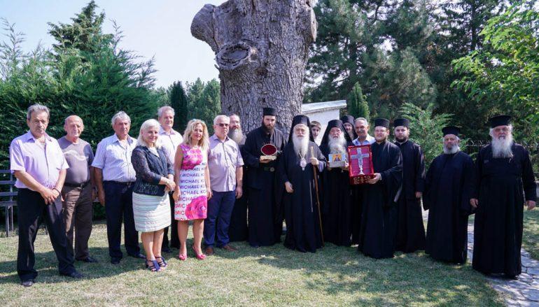 Αρχιερατική Θ. Λειτουργία στο Πολυδένδρι για τον Αγ. Νικόλαο Κοκοβίτη (ΦΩΤΟ)