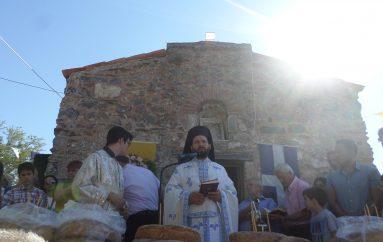 Η Εορτή της Κοιμήσεως της Θεοτόκου στην Ι. Μονή Μαρδακίου Μεσσηνίας (ΦΩΤΟ)