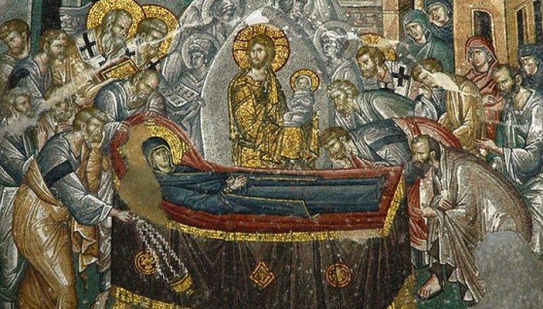 """""""Εννέα μέρες από την Κοίμηση της Παναγίας"""" του Αρχιμ. Ιακώβου Κανάκη"""