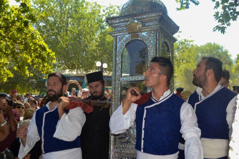 Η Κεφαλονιά τίμησε τον Πολιούχο της Άγιο Γεράσιμο (ΦΩΤΟ)