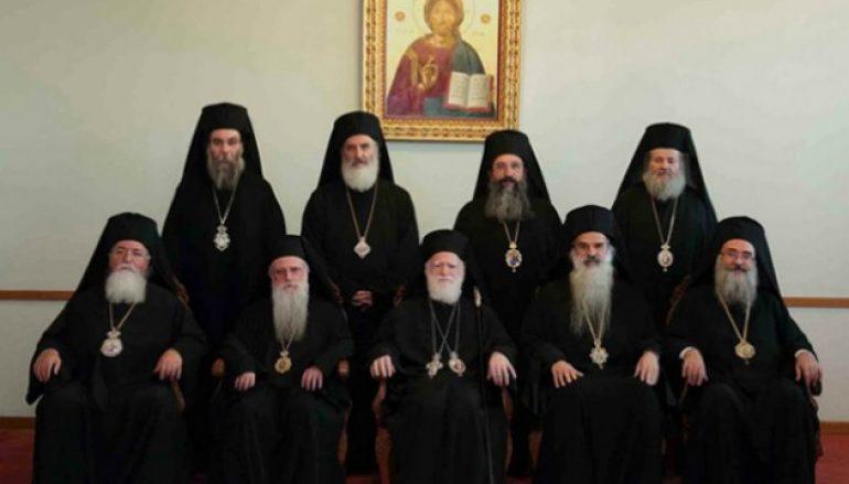 Συνήλθε εκτάκτως η Ιερά Επαρχιακή Σύνοδος της Κρήτης