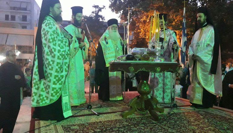 Δημητριάδος Ιγνάτιος: «Η Εκκλησία μας, το όρος Θαβώρ για τους πιστούς» (ΦΩΤΟ)