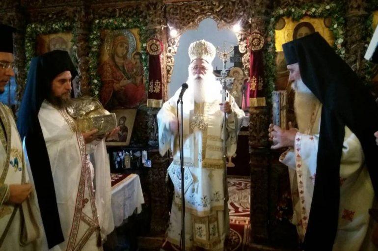 Τιμήθηκε η επέτειος των 250 χρόνων του Ναού Υπαπαντής Βενέτου (ΦΩΤΟ)