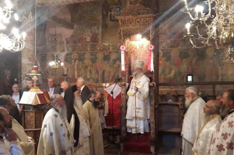 """Ο εορτασμός της """"Μεγάλης Παναγιάς"""" στην Σαμαρίνα (ΦΩΤΟ)"""