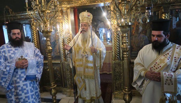 Πανηγύρισε η Ιστορική Ιερά Μονή Δαδίου Φθιώτιδος (ΦΩΤΟ)
