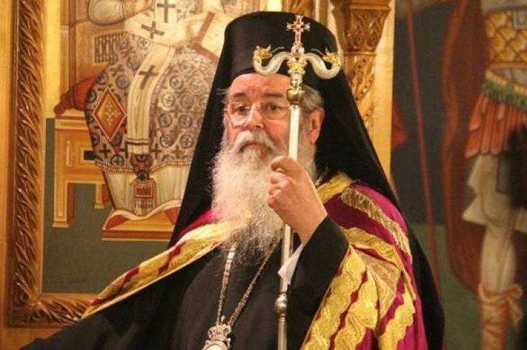 """Κοζάνης Παύλος: """"Ένας βόθρος είναι η Βουλή των Ελλήνων"""""""