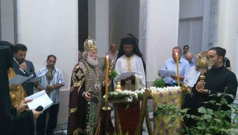 Με Μεγαλοπρέπεια η Αλεξάνδρεια εόρτασε το «Πάσχα του καλοκαιριού» (ΦΩΤΟ)