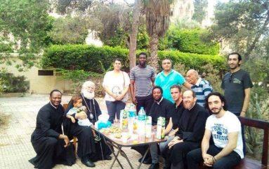 Η εορτή της αποτομής του Τιμίου Προδρόμου στο Πατριαρχείο Αλεξανδρείας