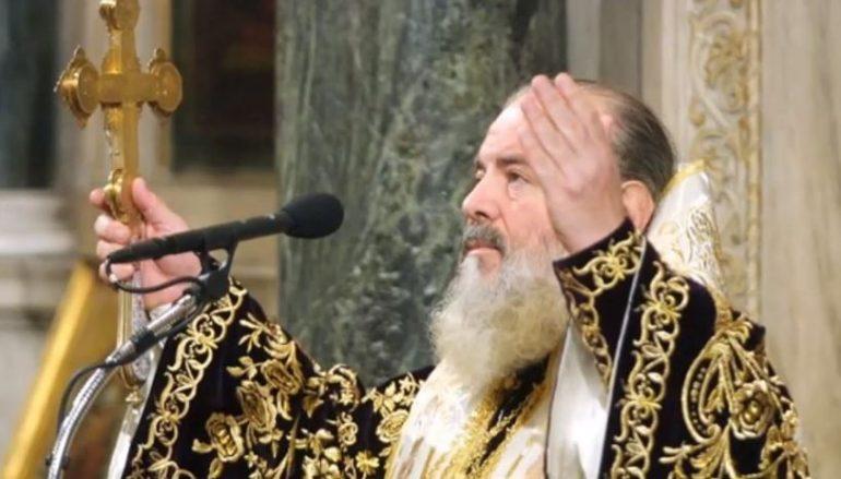 Ο Μακαριστός Αρχιεπίσκοπος Χριστόδουλος απαντά σε ΣΥΡΙΖΑ και Βούτση