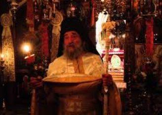 «Ξεσκεπάζω το τσουκάλι» του Καθηγουμένου της Ι. Μ. Δοχειαρίου
