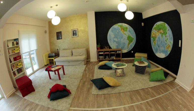 Αποστολή και Chipita δημιουργήσαν στα Γιάννενα πρότυπο ευρωπαϊκό σπίτι για παιδιά
