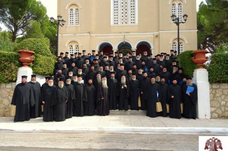 Ιερατικό Συνέδριο για την οικογένεια στην Ι. Μητρόπολη Σπάρτης (ΦΩΤΟ)