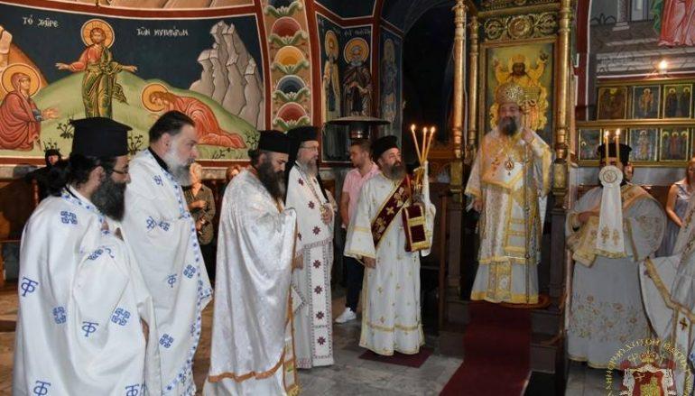 Η εορτή της αποτομής της κεφαλής του Τιμίου Προδρόμου στα Ιεροσόλυμα (ΦΩΤΟ)