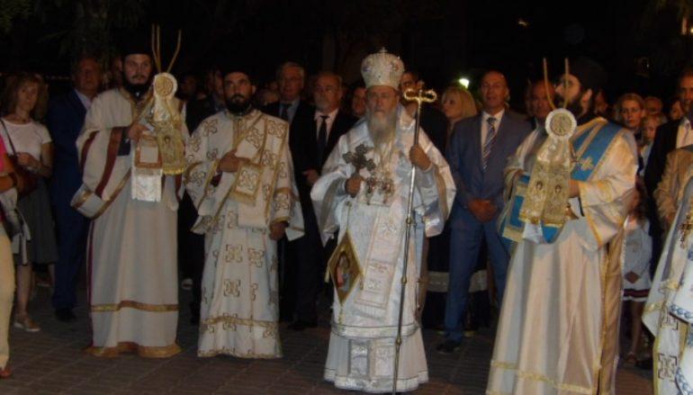 Η εορτή του Γενεθλίου της Θεοτόκου στην Ι. Μ. Κορίνθου (ΦΩΤΟ)