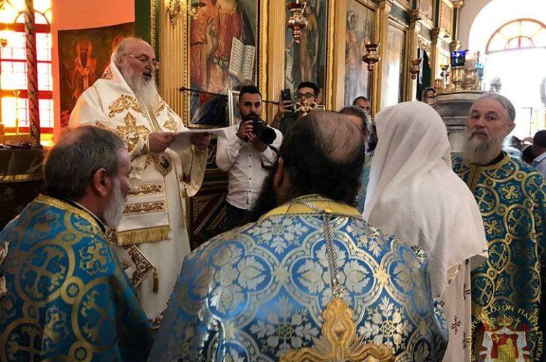 Χειροτονία Διακόνου στο Πατριαρχείο Ιεροσολύμων (ΦΩΤΟ)