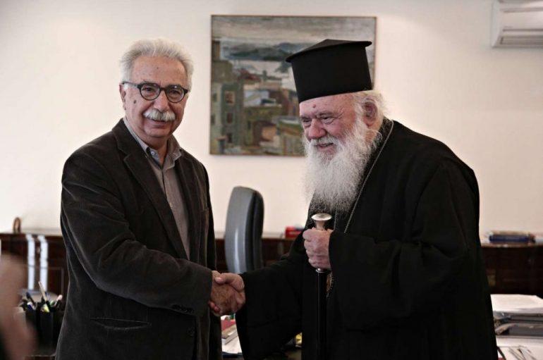 """Υπουργός Παιδείας: """"H Εκκλησία δέχθηκε τις αλλαγές στα Θρησκευτικά"""""""