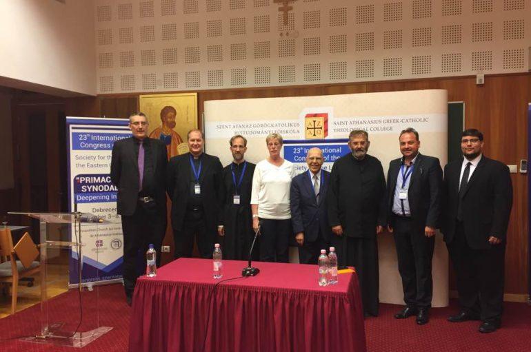 23ο Διεθνές Συνέδριο της Εταιρείας του δικαίου των Ανατολικών Εκκλησιών