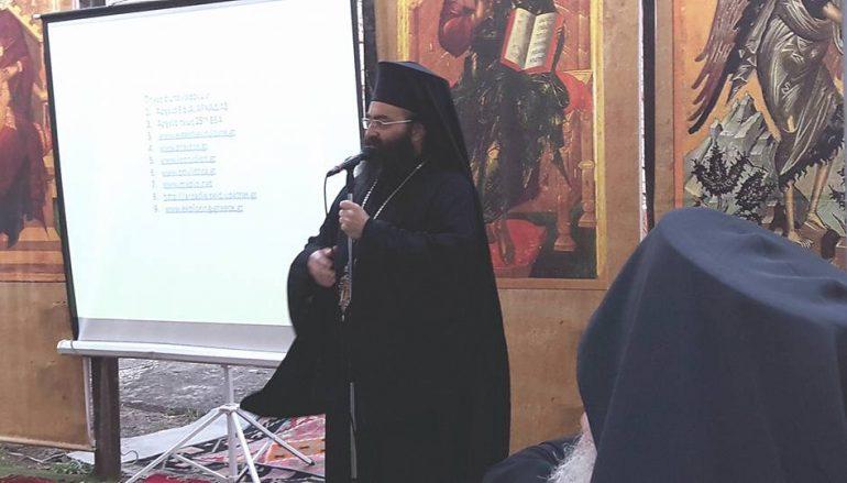Παρουσίαση μελέτης αναστηλώσεως του Ι. Ν. Παναγίας Πραστού στην Κυνουρία