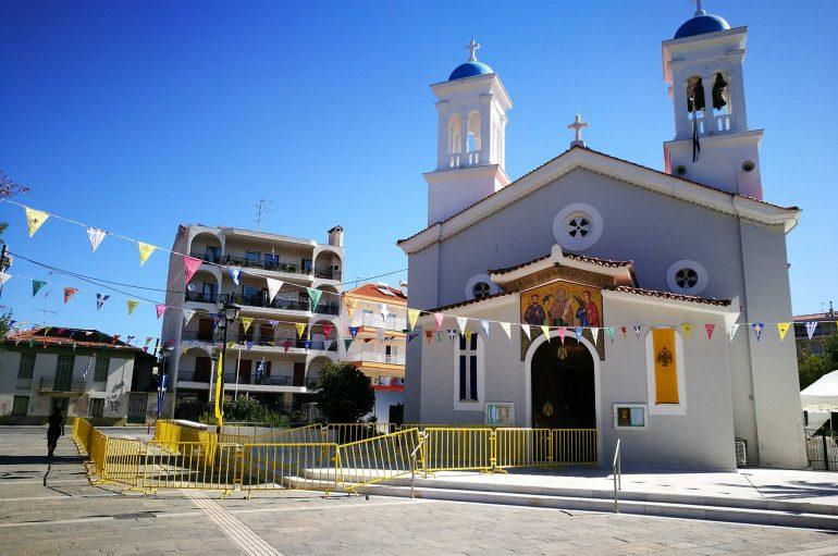 Έτοιμη η Τρίπολη να υποδεχθεί την Παναγία του Κύκκου (ΦΩΤΟ)