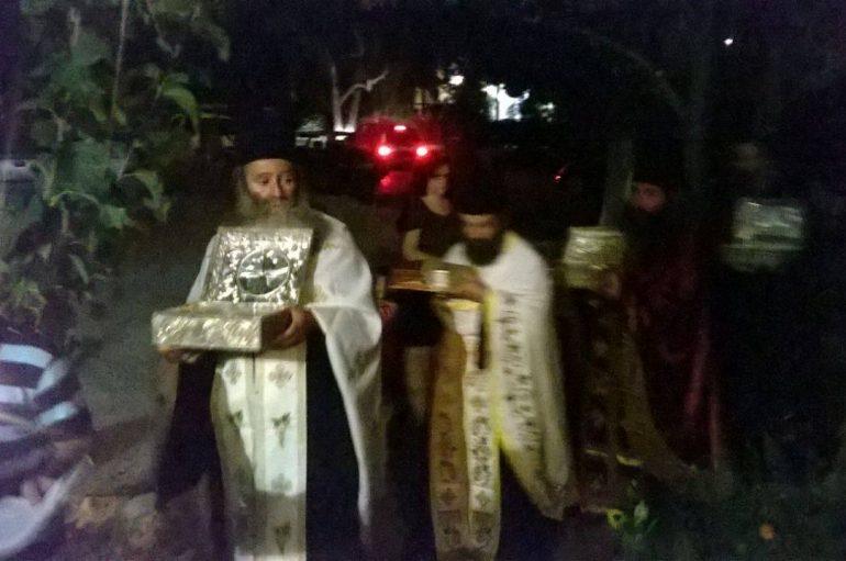 Πανήγυρις του Αγίου Οσιομάρτυρος Ιλαρίωνος του Κρητός (ΦΩΤΟ)