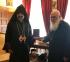 Στον Αρχιεπίσκοπο Ιερώνυμο o Μητροπολίτης Ορθοδόξων Αρμενίων (ΦΩΤΟ)