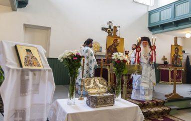 """Αργολίδος Νεκτάριος: """"Η καρδιά του Αγίου Λουκά χτυπάει στην Ολλανδία"""" (ΦΩΤΟ)"""