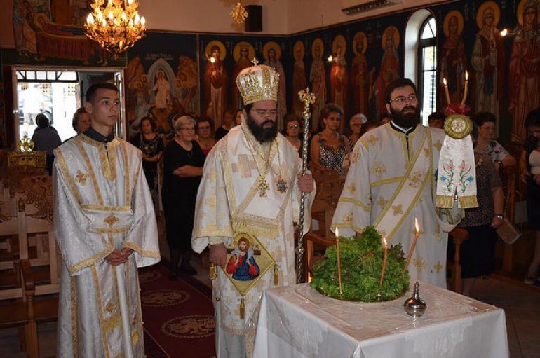 Η εορτή του Τιμίου Σταυρού στο Μεσοχώρι Κομοτηνής (ΦΩΤΟ)