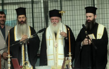 """Αρχιεπίσκοπος Ιερώνυμος: """"Χρειαζόμαστε χαρισματικούς ανθρώπους"""""""