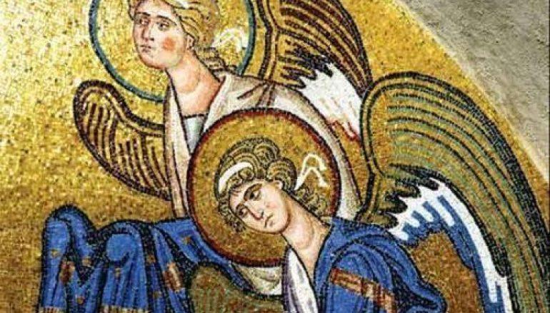 «Στώμεν καλώς!» τoυ  Καθηγουμένου της Ι. Μονής Εσφιγμένου
